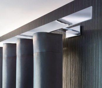 profilo in alluminio lucido